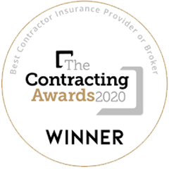Best Contractor Insurace Provider Contractor UK Award 2020
