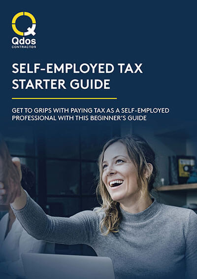 Front Cover of Self Employed Tax Guide